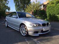 2003 BMW 320CD M SPORT 2.0 DIESEL COUPLE AUTO