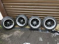 13 inch Superlights Ford Fitment Escort Sierra RS2000 Nangkang Tyres