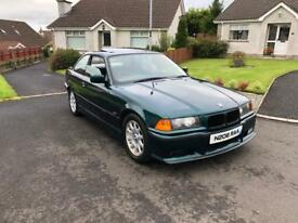 1995 BMW E36 328i (44k Genuine Miles)