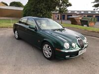 2004 jaguar s type 2.5 automatic only 77k 12 months mot/3 months parts and labour warranty