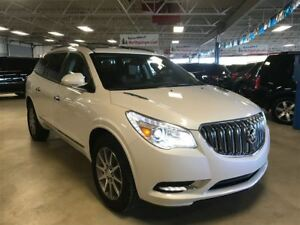 2017 Buick Enclave Leather Sunroof Heated Wheel Finance Availabl