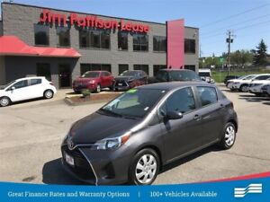 2016 Toyota Yaris LE Local vehicle with no accidents.