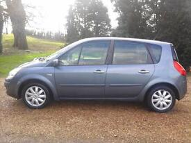 FOR SALE NEW PRICE £1500 RENAULT MEGANE SCENIC 1.5 DCI