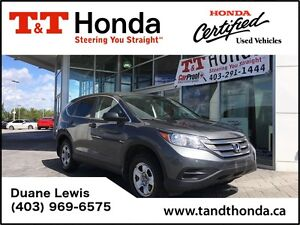 2013 Honda CR-V LX *1 Owner, Bluetooth, Backup Cam