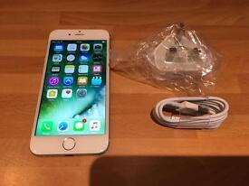 iPhone 6 ~ Silver ~ 16GB ~ EE/Virgin/T-Mobile