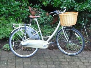 Raleigh Elegance Classic Ladies Shopping Bicycle Pashley Style