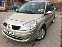 08 plate - Renault grand scenic - 7 seater - 1.5 diesel - 6 speed - 76k low milleage - 11 months mot