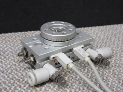 SMC MSQB1AE-F8BL ROTARY ACTUATOR AS SHOWN - GUARANTEE!