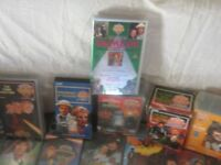 Doctor who VHS videos