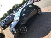 Fiat 500! 1.2! Cheap tax and insurance!
