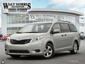2016 Toyota Sienna LE 8 PASSENGER; ACCIDENT FREE, PRAIRIE VEHICL