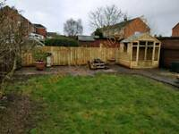 Fencing, decking and landscaping services