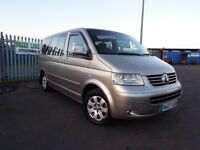 2007 VOLKSWAGEN CARAVELLE 2.5 TDI DIESEL FULL MOT PX WELCOME *** FINANCE AVAILABLE***
