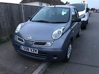 Nissan Micra, Very Good Condition, Long MOT, Low Insurance, Low road tax,cheap car, Full Mot History