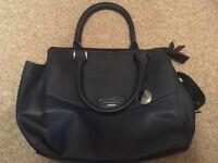 Navy fiorelli handbag