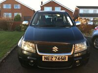 Suzuki Grand Vitara DDIS 2007, Price Reduced