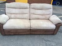 2&1 seater sofa