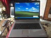 Sony Vaio Laptop Powers up ....Spares or Repair