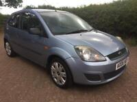2006 Ford Fiesta 1.25 Style Climate, Full MoT, Low Mileage