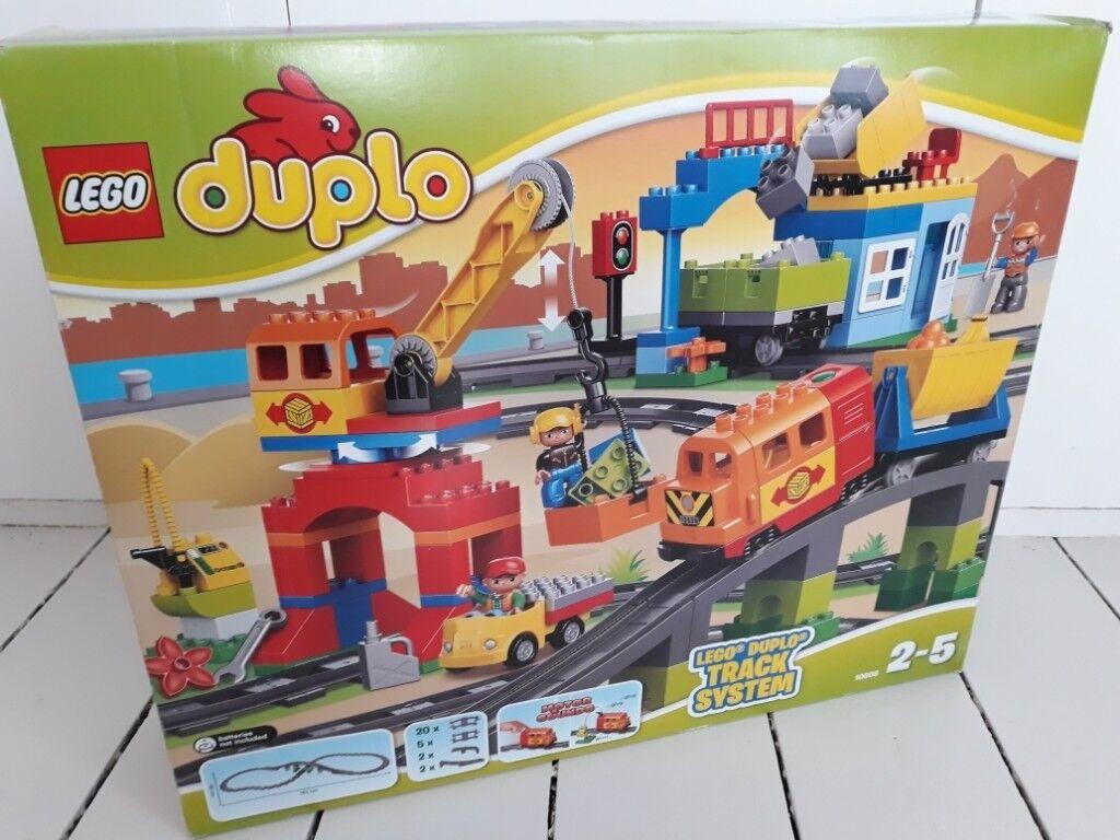 Brand New Duplo Deluxe Train Set 10508 In Tunbridge Wells Kent