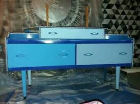 Used retro dressng tables or sideboards