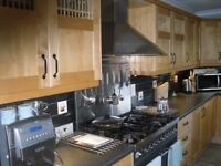 One complete kitchen with or without all appliances