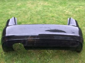 Audi A3 8P 5 Door Sportback Rear Bumper SLINE GENUINE 2005-2008