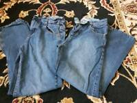 Boys next jeans 13-14 years