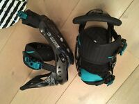 Burton 'Stiletto' Snowboard Bindings (woman's)
