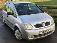 2005 Vauxhall meriva 1.4 life