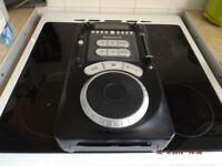 numark axis 9 professional cd player mixer in good condition
