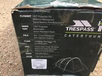 4 man Trespass tent