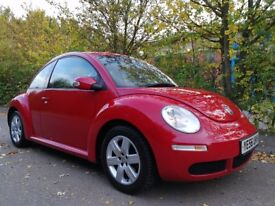 Vw Beetle 1.6 Luna