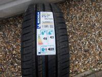 new michlin tyre 235/65/16c
