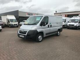 2014 Citroen relay L1 H1 enterprise £6495 or £136 per month j&ft&v mallusk
