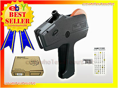 GENUINE BRAND NEW MONARCH 1110-01 PRICE GUN LABELER