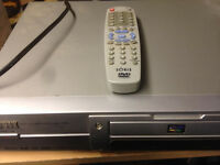Logic DVD/CD/Mp3 Player, Used but Excellent Working Condition. With Remote