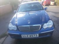 ***03 MERC C270 LONG MOT JUNE 2017***GOOD CONDITION FOR YEAR AND MILES***
