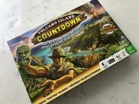 Volcano Island Countdown Boardgame
