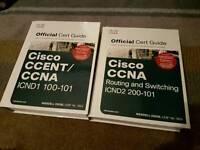 CCENT/CCNA 200-120 Books