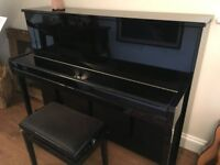 Kemble Classic T Upright Piano - Excellent Condition