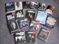 Job Lot - Various Derek Acorah / Psychic books and DVD's