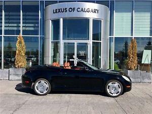 2002 Lexus SC 430 2Dr Coupe Nav! 100,000 miles