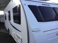 2011 Adria Adora 612DP (Fixed Island Bed)