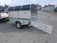 3 in 1 multi purpose sheep trailer
