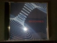 New Djxx Maschines CD Album 10 High Quality Tracks