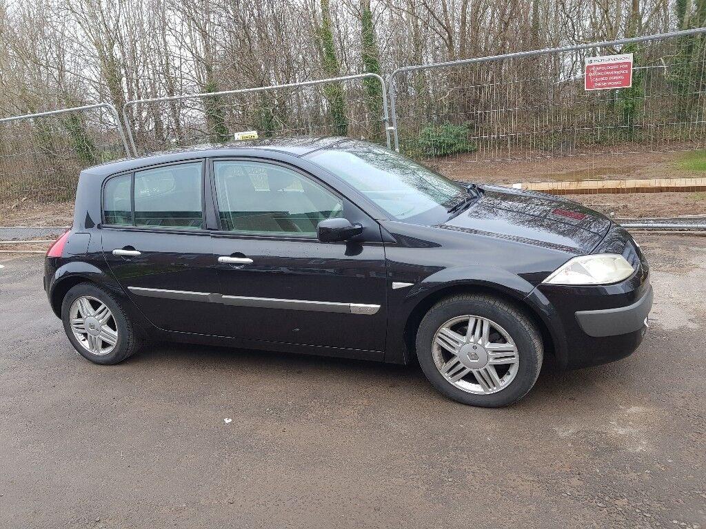 Renault Megane Privilege 2005 1.6 - 5 Door Hatchback