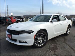 2016 Dodge Charger SXT**ALL WHEEL DRIVE**NAVIGATION**SUNROOF**8.