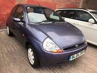 FORD KA 1.3 46,000 MILES + NON START + HEAD GAS KIT GONE + SPARE OR REPAIR