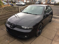 Breaking Seat Leon Cupra R all parts available
